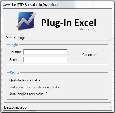 Imagem mostra Módulo do RTD desconectado.