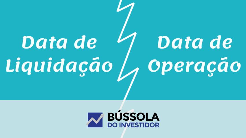 4eae6ced0 IR em Ações: Usar a Data da Operação ou Data de Liquidação ...