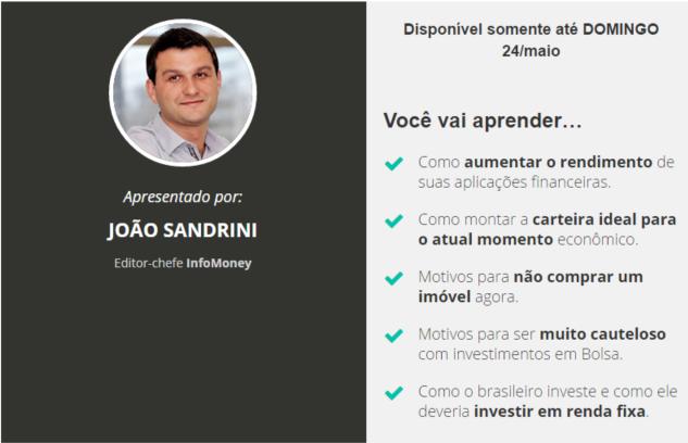 Palestra João Sandrini