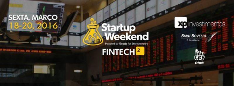 Startup Weekend Fintech SP