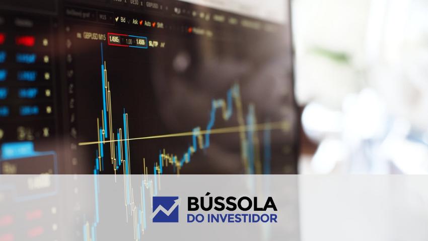 Gráficos e análises para investidores