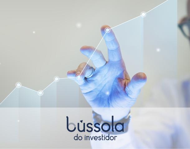 Imagem ilustrativa mostrando indicadores econômicos