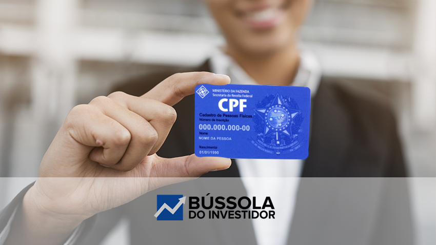 regularizar cpf na receita federal