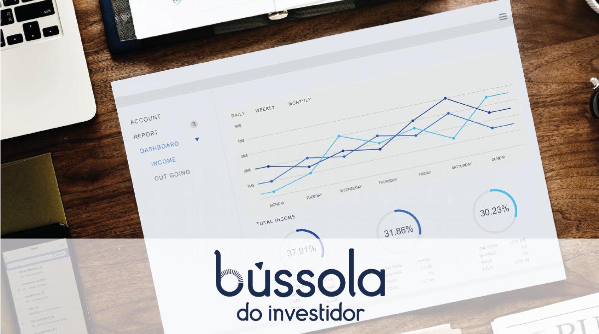 O que fazer com os investimentos durante a crise no blog Bússola do Investidor