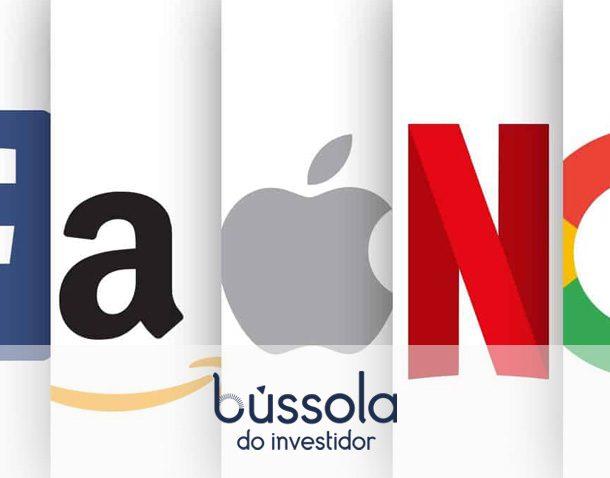 Logos de empresas estrangeiras que possuem BDR